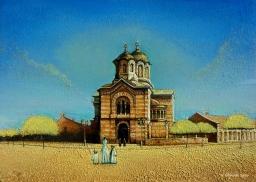 Biserica Sf. Panteleimon din orasul Chisinau autor Ghenadie Sontu 2012